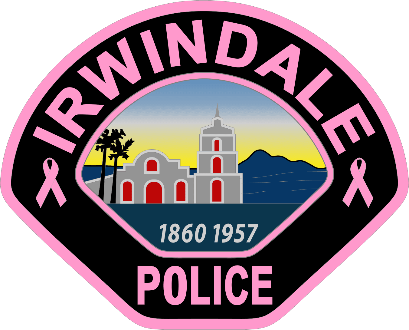 Irwindale Police (CA) - Pink 2018