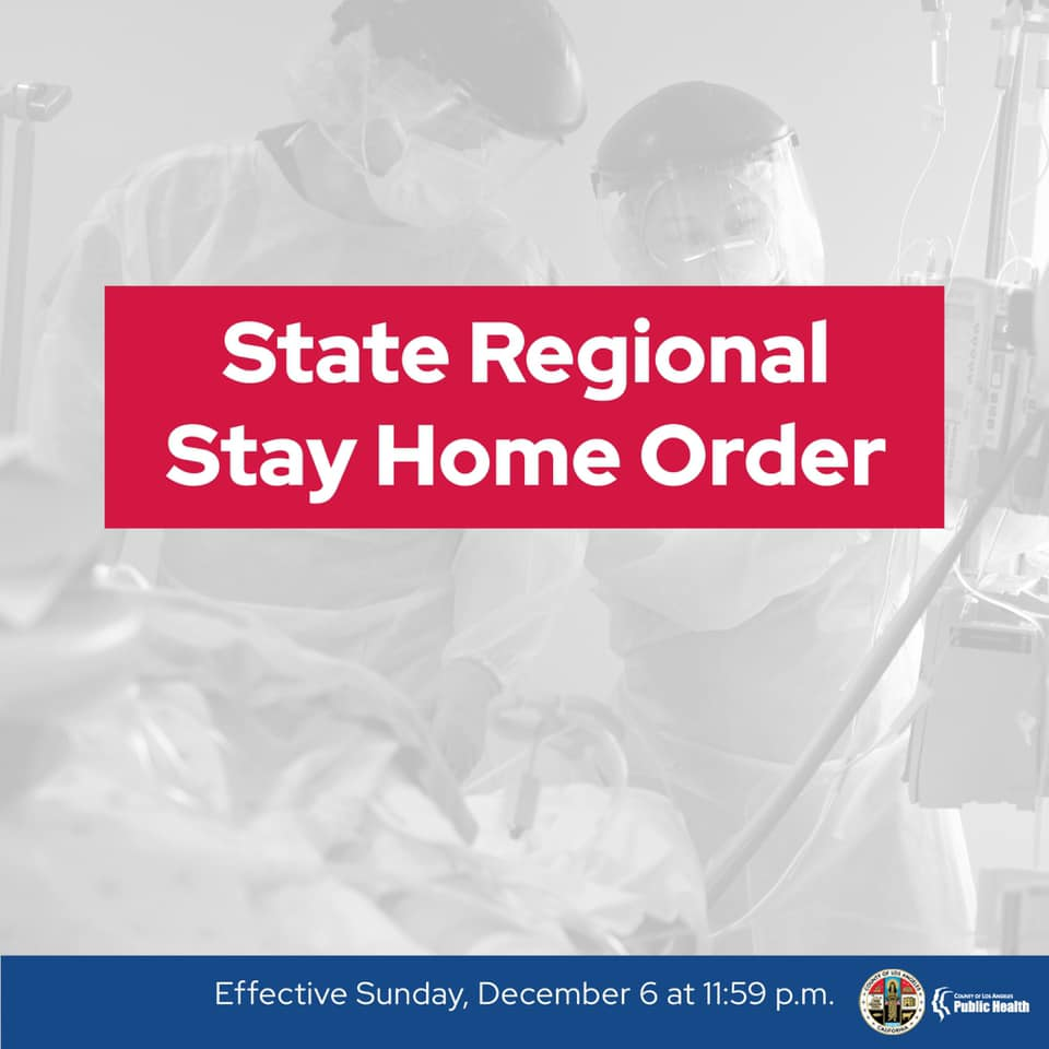 Stay At Home 12-6-20