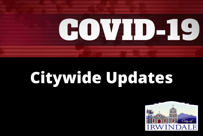 Covid 19 Citywide
