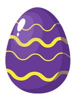 Purple-and-Yellow-Wave-Egg