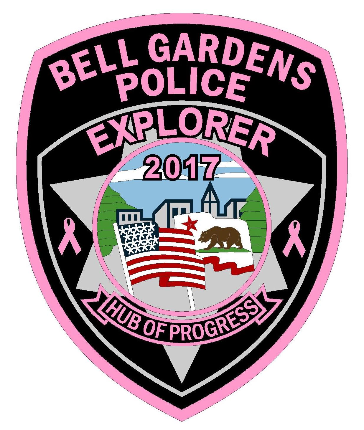 BELL GARDENS (CA) - PINK PATCH 2017 EXPLORER-page-