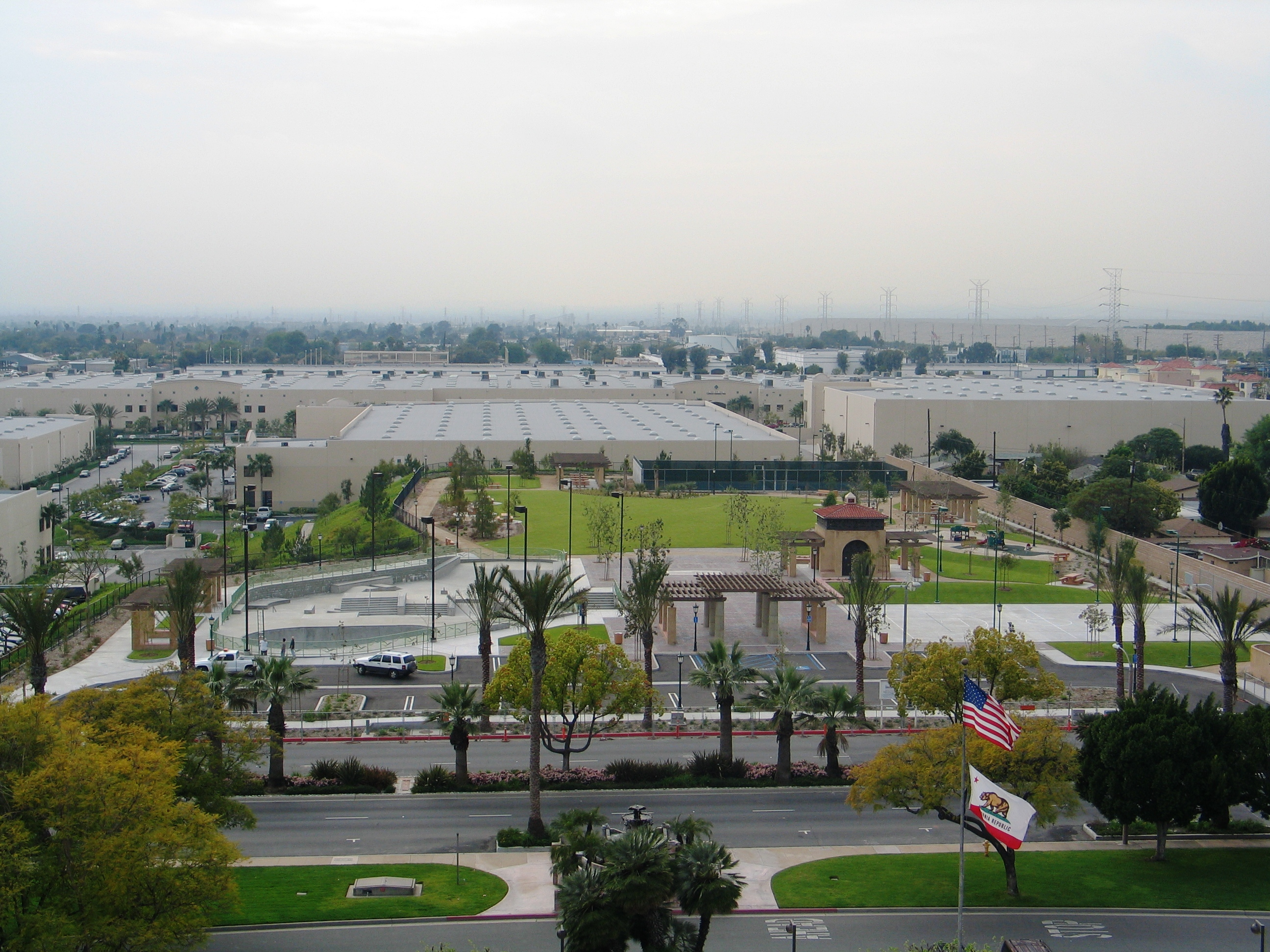 Irwindale Overview