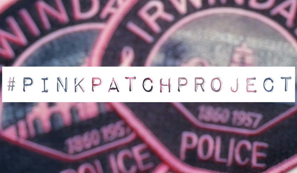 Pink Patch Logo