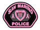San Marino Police PD Pink Patch.png