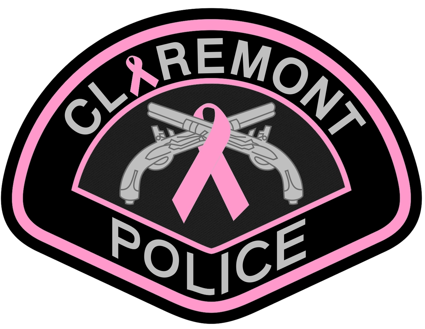 Claremont Police (CA) - PINK PATCH 2018.jpg