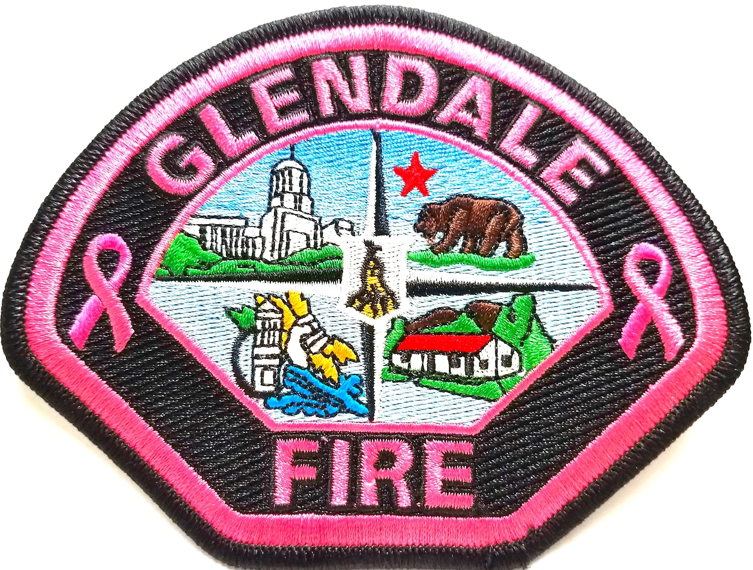 Glendale Fire Department Pink Patch.jpg