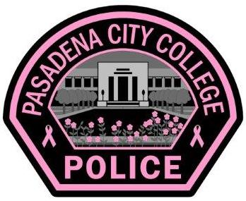 Pasadena College Police (CA) - PINK PATCH (12-18-17).jpg