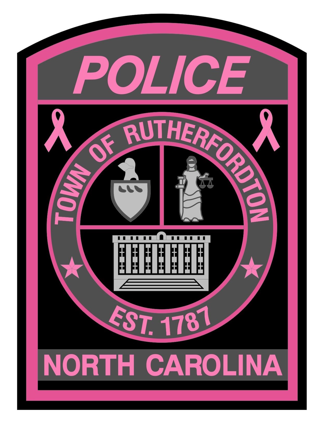 RUTHERFORDTON POLICE PINK PATCH (NC).jpg