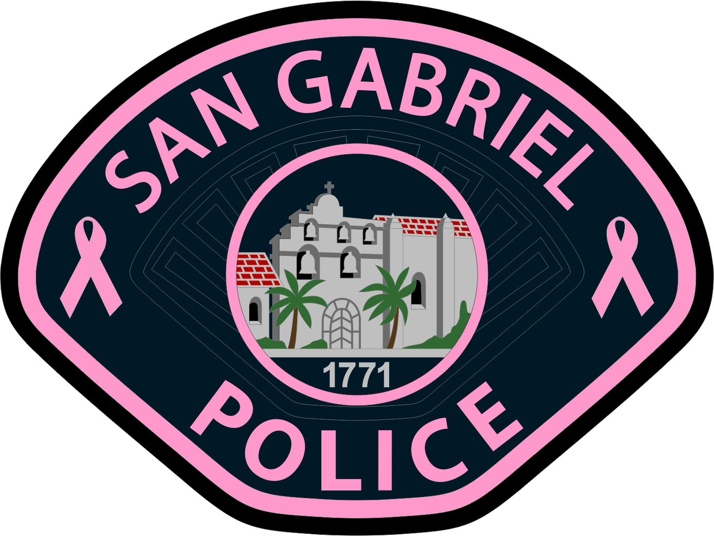 SAN GABRIEL POLICE (CA) - PINK PATCH 2016.png